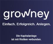 growney: Einfach. Erfolgreich. Anlegen.