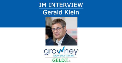 Interview mit Gerald Klein von growney