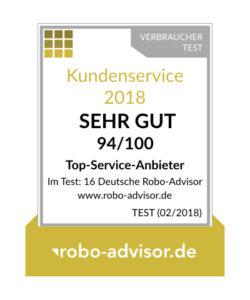Top-Service-Anbieter Robo Advice: growney